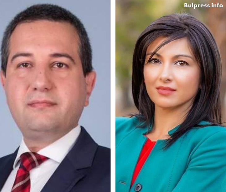 Надя Клисурска и Иван Кръстев са новите зам.-министри на социалната политика